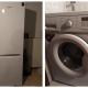 Πωλούνται πλυντήριο και ψυγειοκαταψύκτης